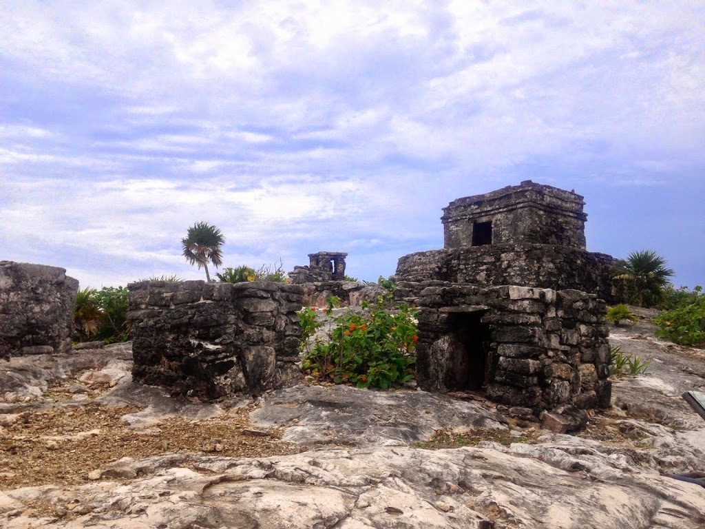 Ancient Mayan Ruins in Tulum and Coba
