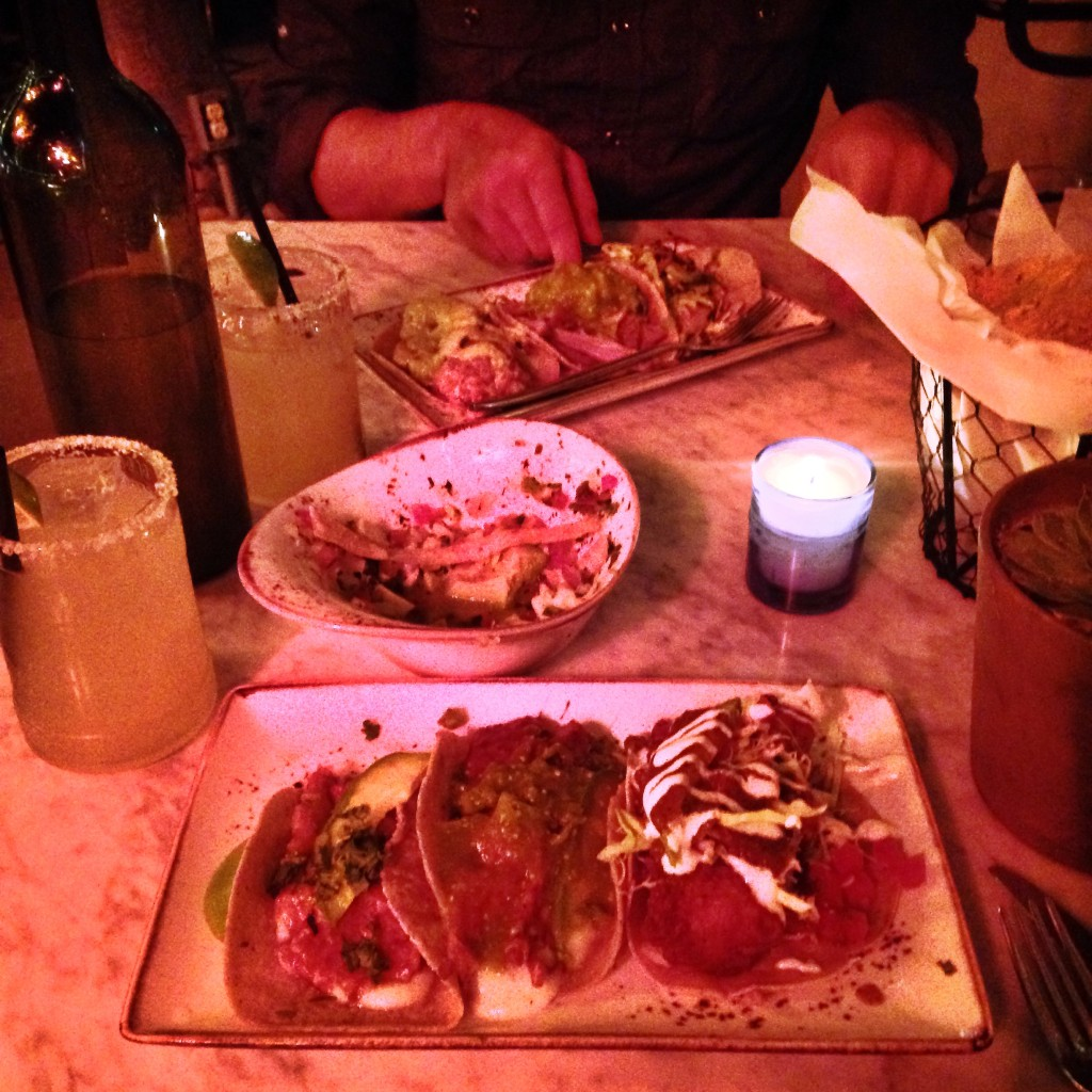 Amazingly Delicious Tacos and Margaritas at Puesto