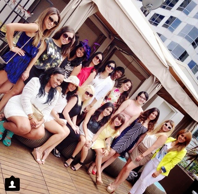 SD Style Bloggers Group Photo