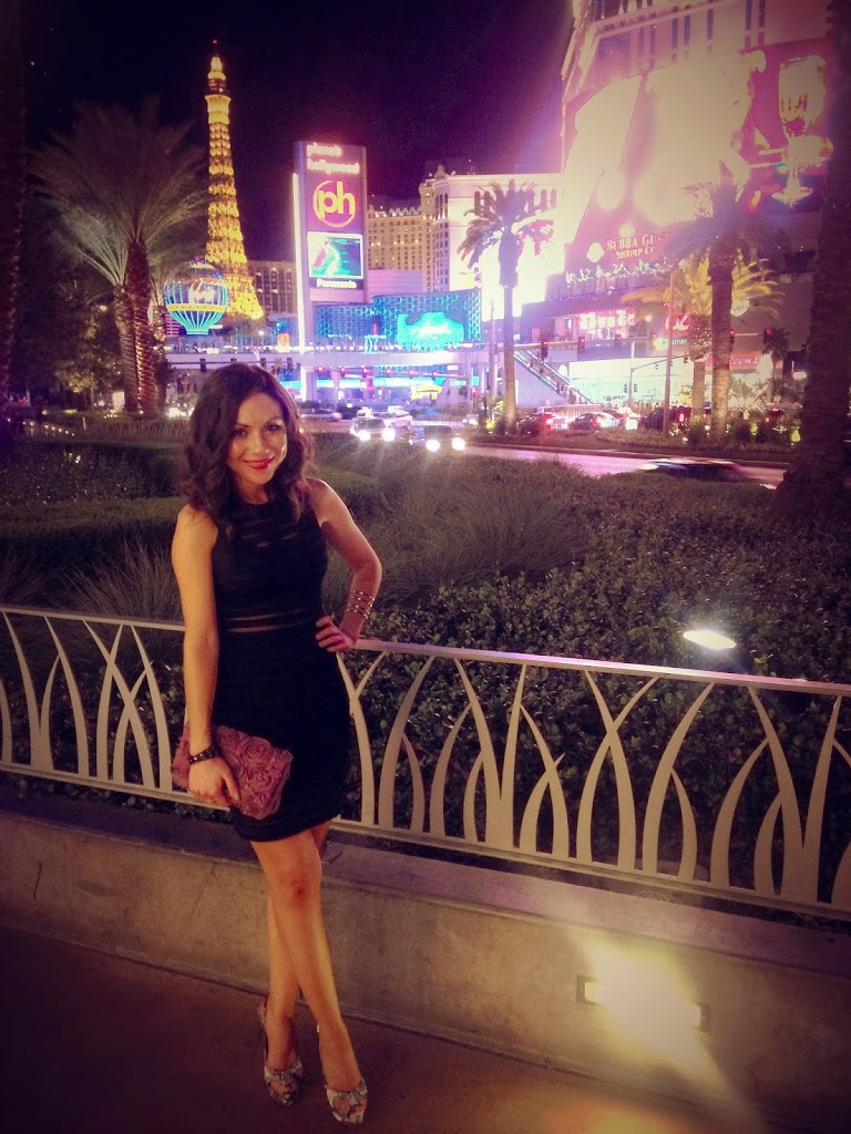 Nihan at Las Vegas Strip