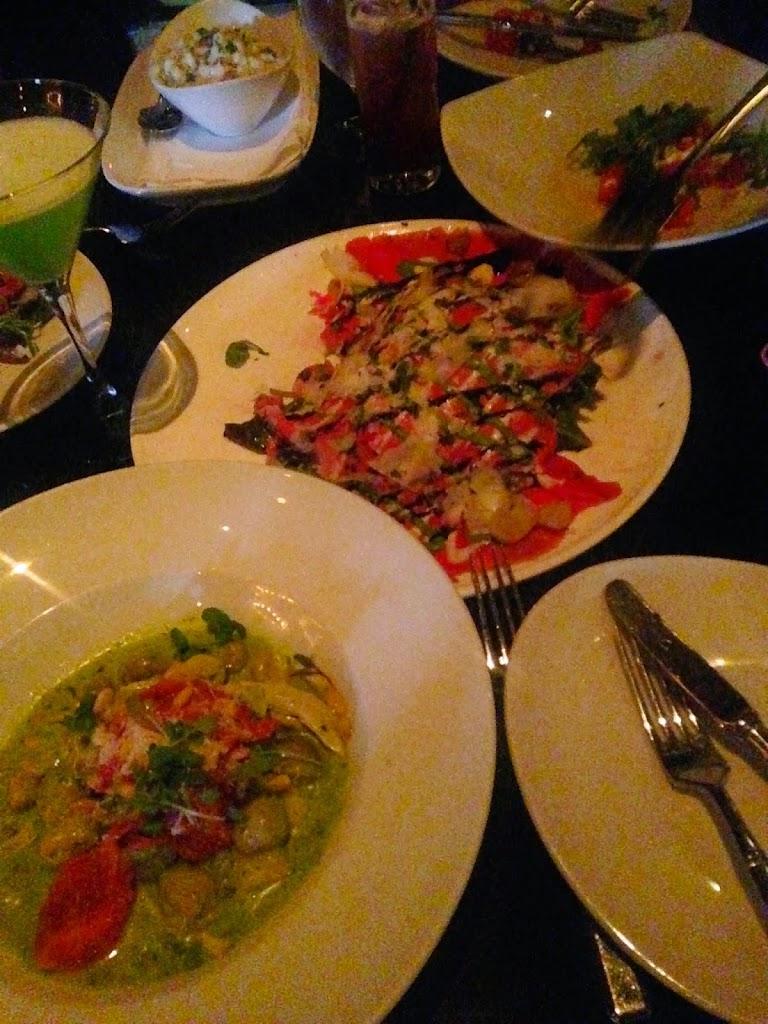 Olive's Restaurant at the Bellagio