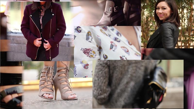 Winter 2014 – 2015 Lookbook Video