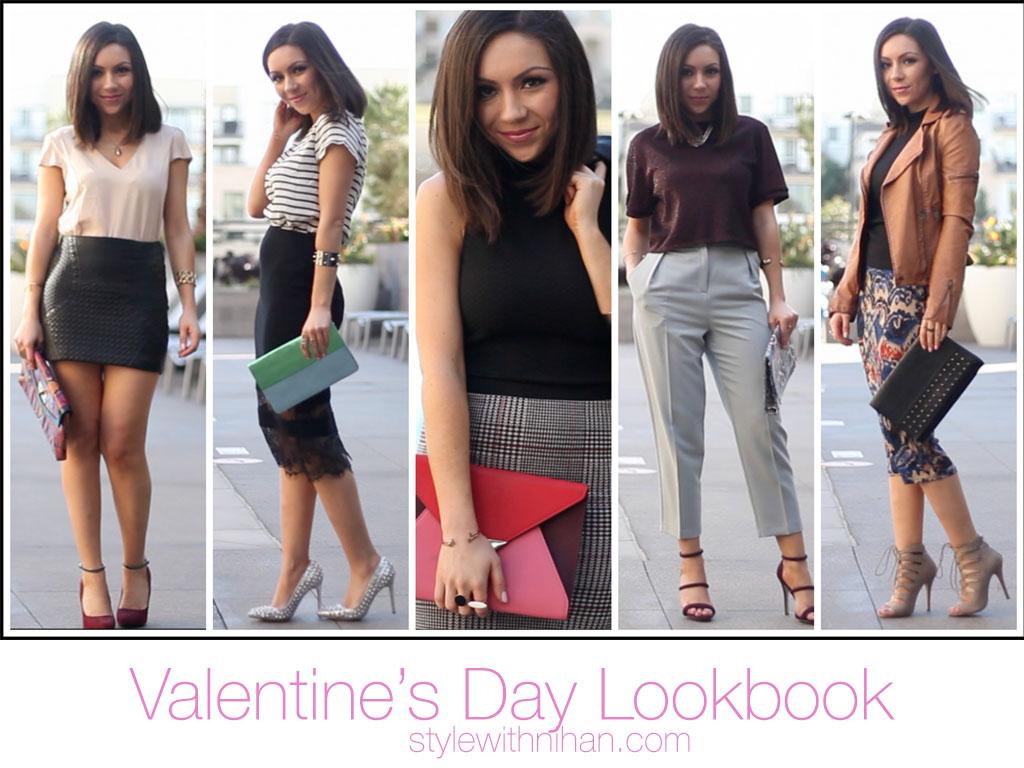 Vday Lookbook Tumbnail Style With Nihan