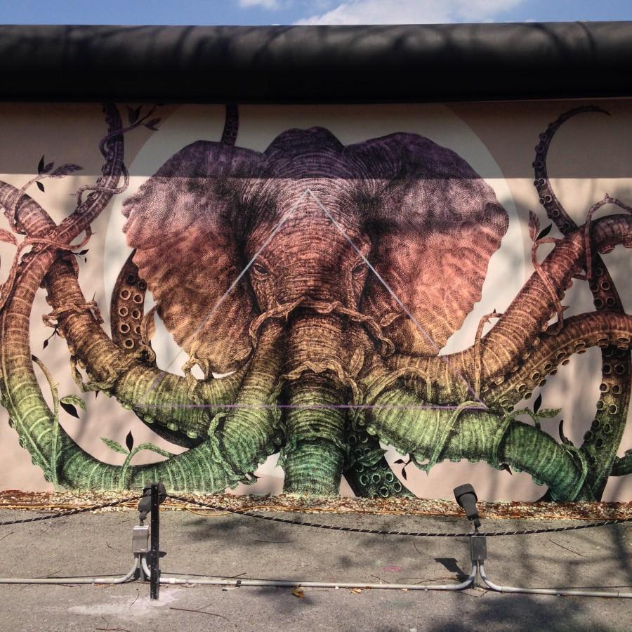 Wynwood Walls Alexis Diaz mural