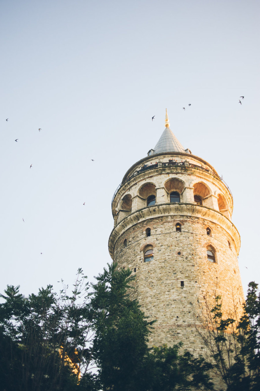 Galata Tower, Istanbul Turkey - what to see in istanbul