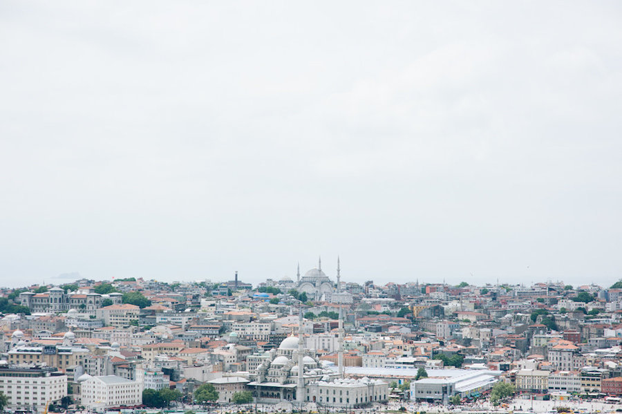 Istanbul View - what to see in istanbul