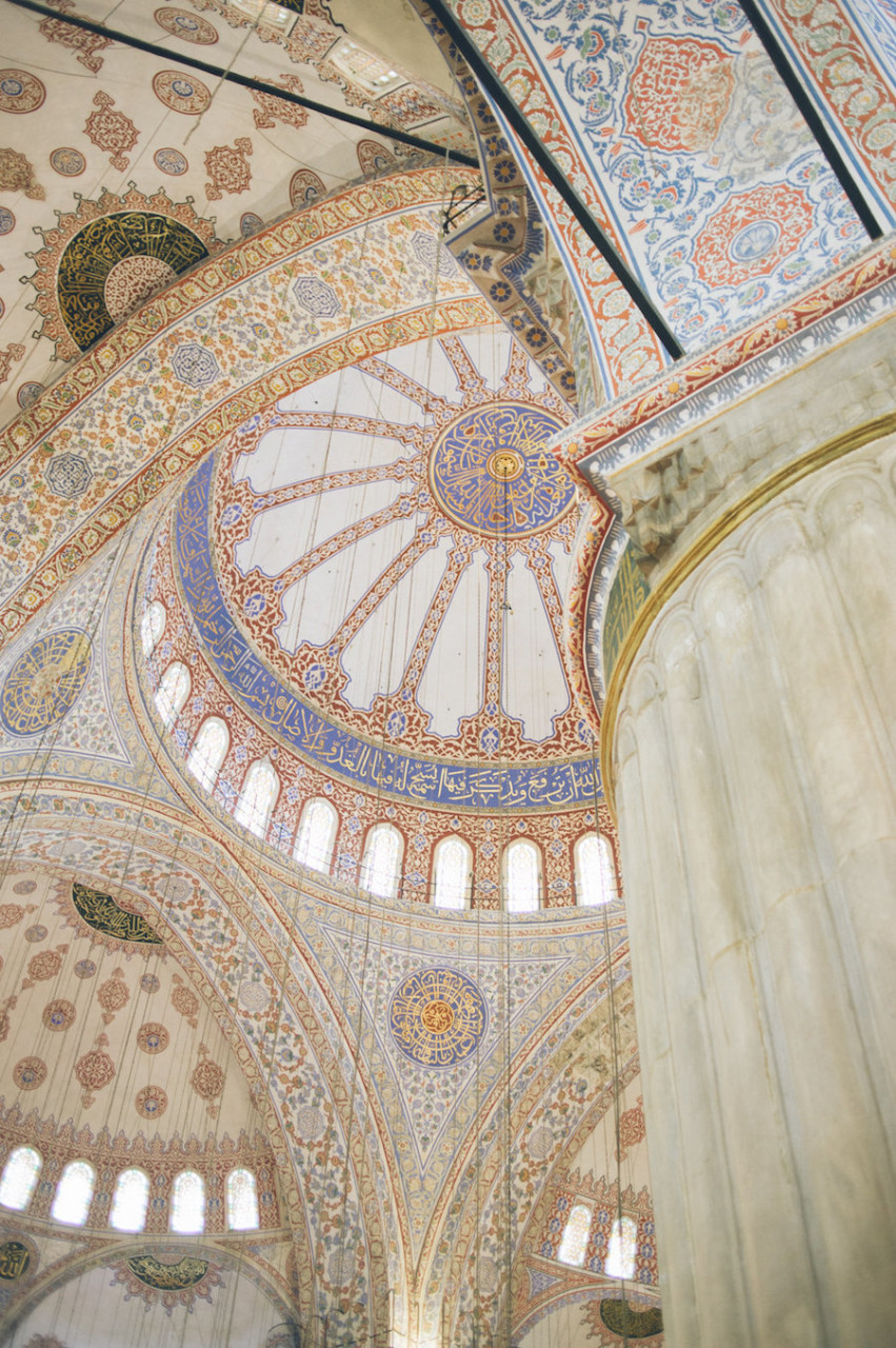 Blue Mosque, Istanbul, Turkey - what to see in istanbul