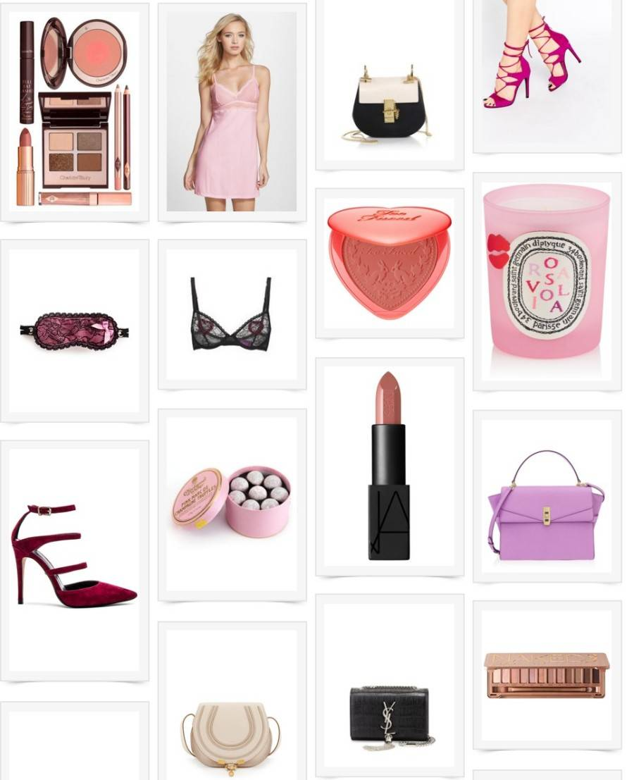 Valentine's Day gift ideas and inspiration