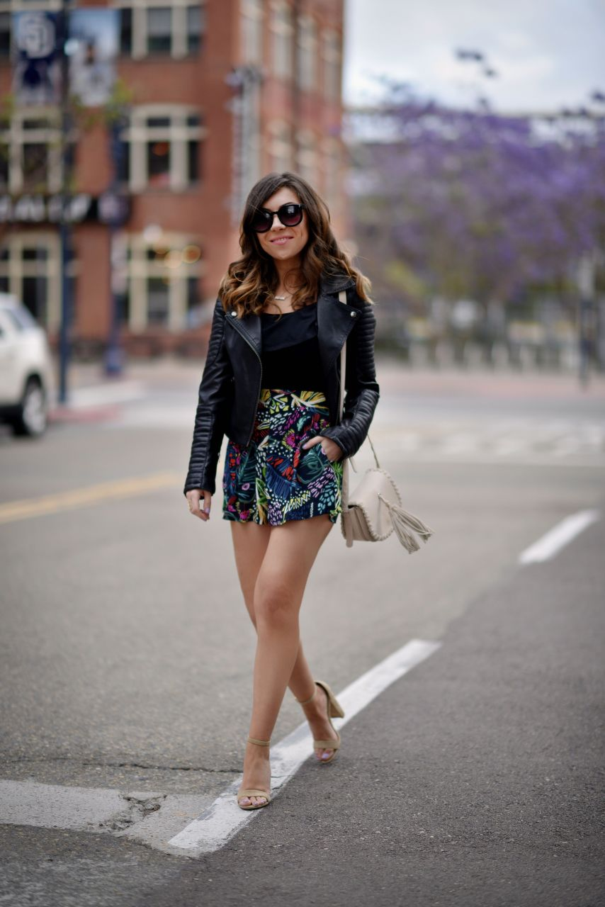 San Diego blogger Style with Nihan