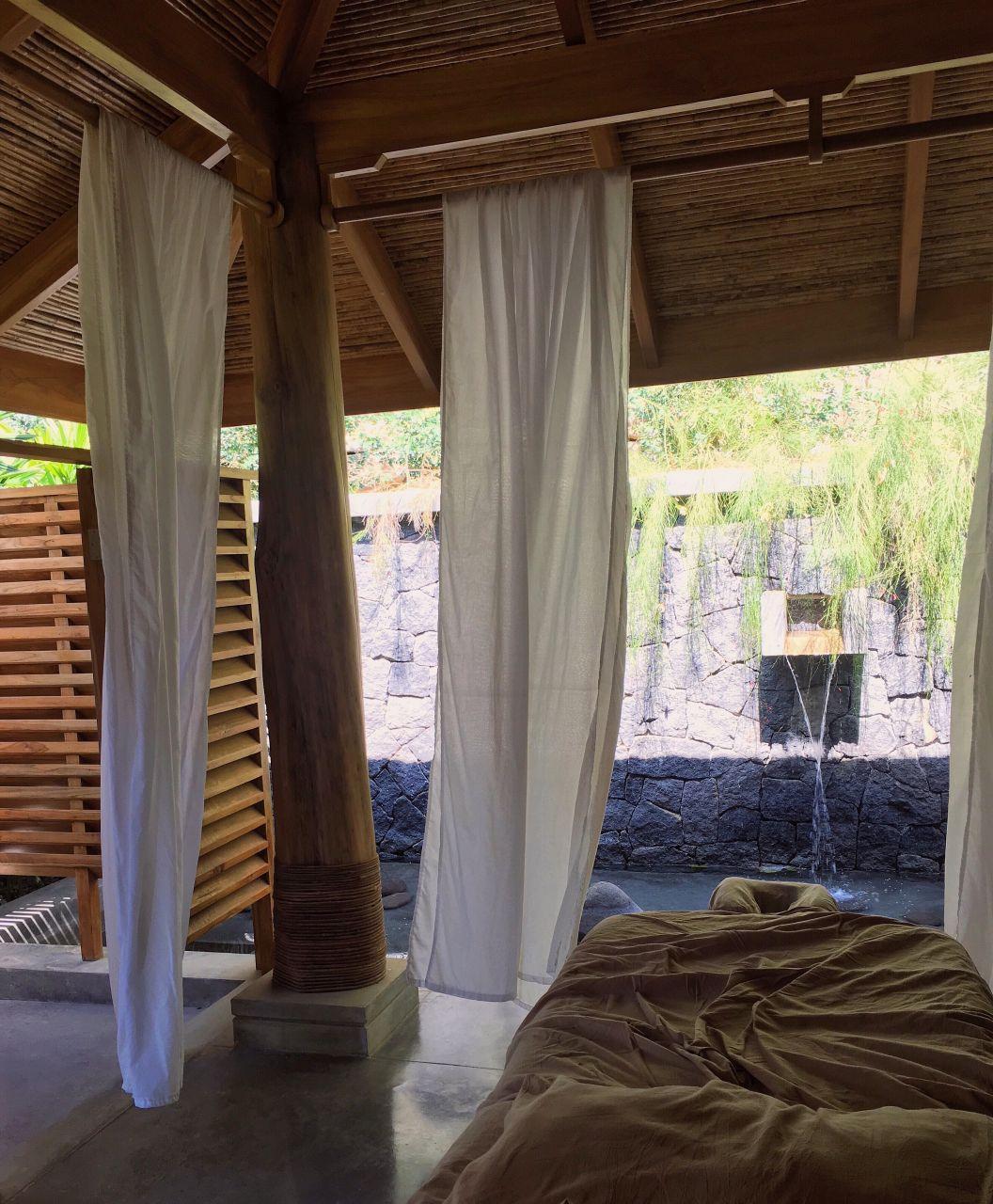 Spa at Bodhi Tree Yoga Resort, Nosara Costa Rica