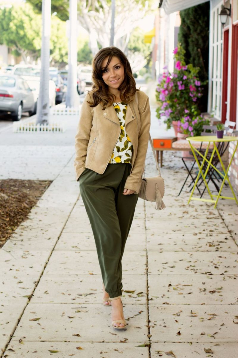 what to wear to work in summer - cute summer work outfit
