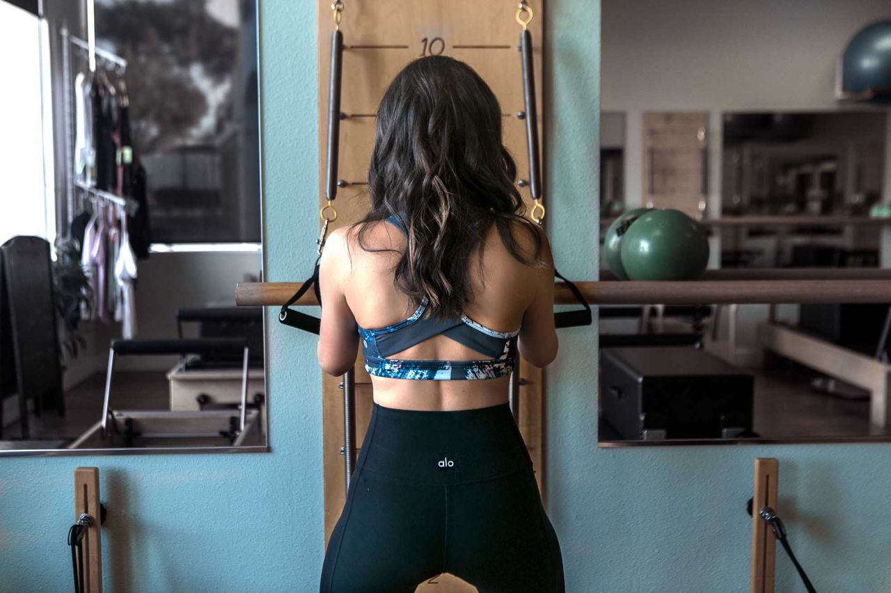 Why Pilates is my new addiction