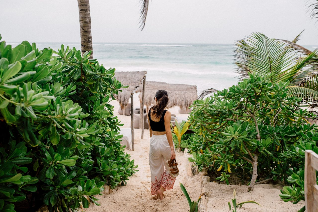 8 Reasons to Stay in A Jungle Oasis: Nest Tulum