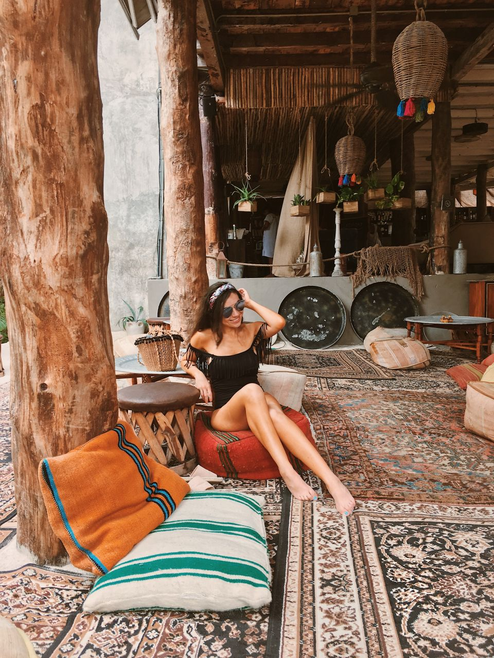 Where to stay in Tulum: Nomade Tulum