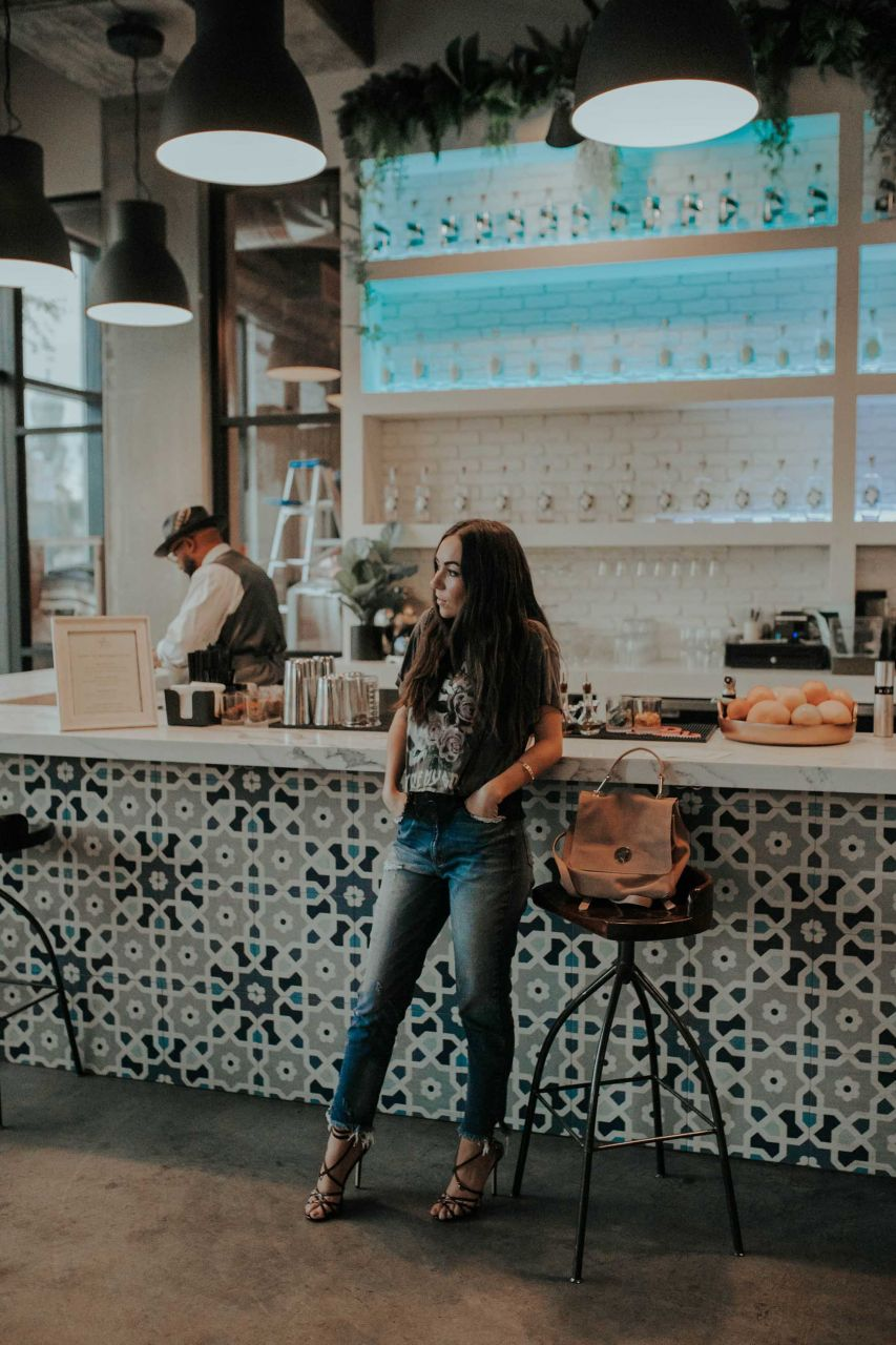 San Diego Lifestyle Blogger Style with Nihan