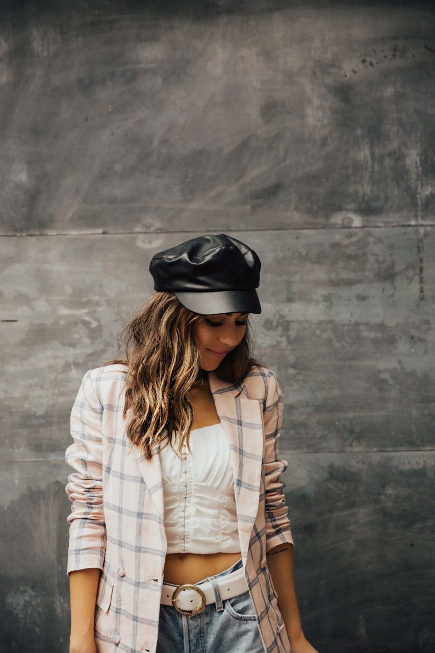 Style with Nihan Fall 2018 Hat Trend You Need in Your Closet- Fisherman's Cap