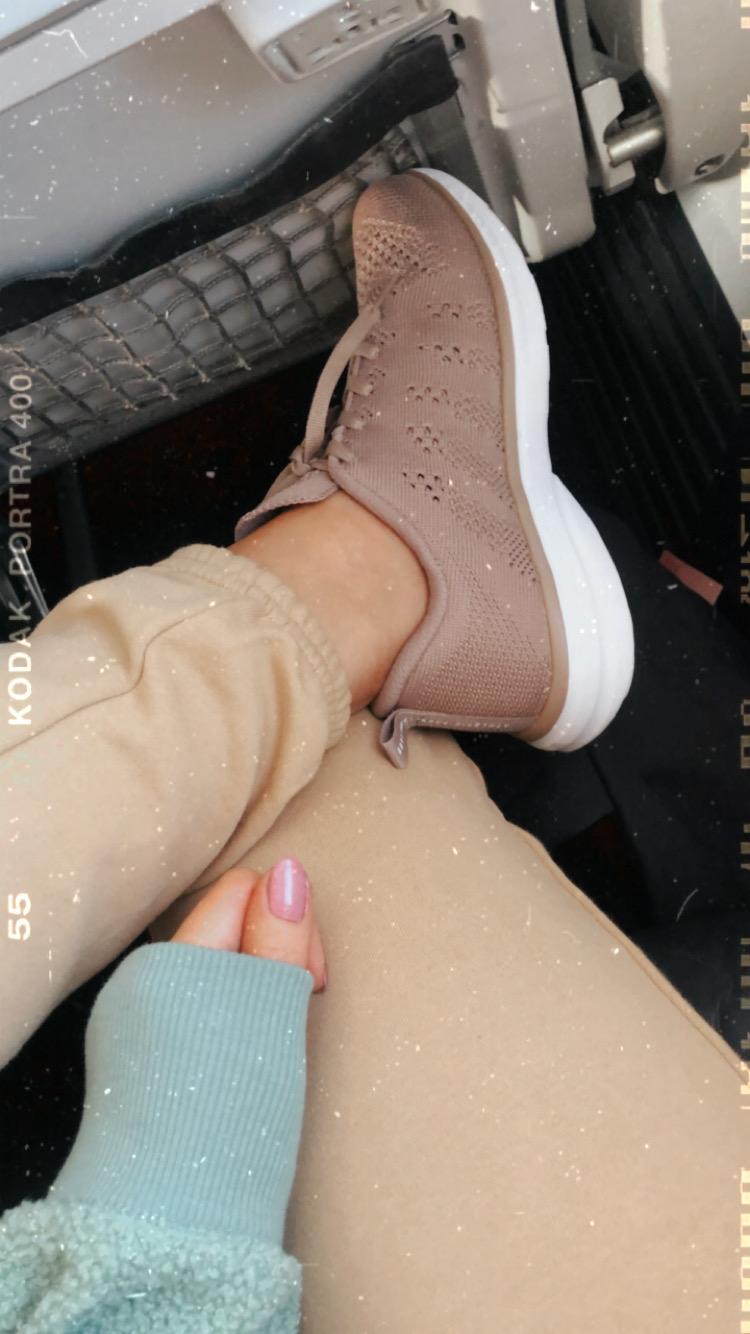 Pink Almond APL Sneaker