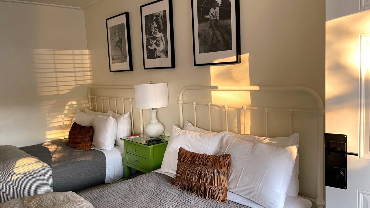 The most trending boutique hotel to stay in Paso Robles California 2021